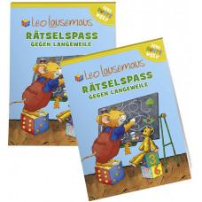 """LEO LAUSEMAUS """"Kindergarten-Rätsel"""""""