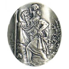 CHRISTOPHORUS - FAHRRADPLAKETTE