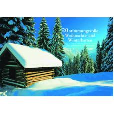 20 stimmungsvolle Weihnachts- und Winterkarten