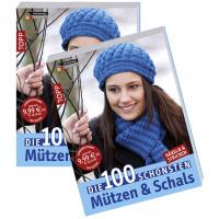 Die 100 schönsten Mützen und Schals