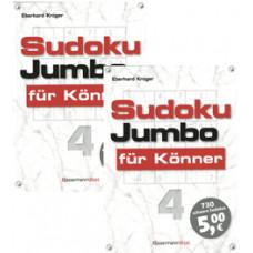 SUDOKU JUMBO FÜR KÖNNER