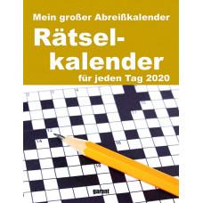 RÄTSEL-KALENDER 2020