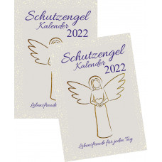 SCHUTZENGEL-BUCHKALENDER 2022