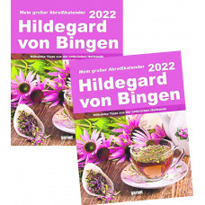 HILDEGARD VON BINGEN - KALENDER 2022