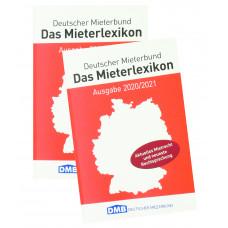 DMB Das Mieterlexikon - Ausgabe 2020/2021
