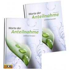 WORTE DER ANTEILNAHME
