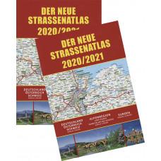 DER NEUE STRASSENATLAS 2020 / 2021