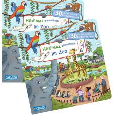 HÖR MAL – Im Zoo