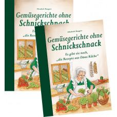 GEMÜSEGERICHTE OHNE SCHNICKSCHNACK