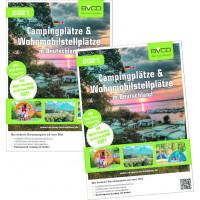 BVCD CAMPINGPLÄTZE UND WOHNMOBILSTELLPLÄTZE IN DEUTSCHLAND 2021