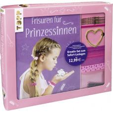 """KREATIV-SET """"FRISUREN FÜR PRINZESSINEN"""""""