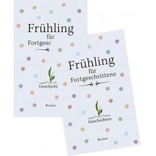 FRÜHLING FÜR FORTGESCHRITTENE