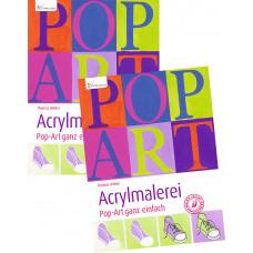 ACRYLMALEREI – POP ART GANZ EINFACH