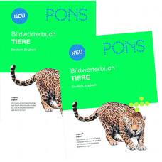 PONS BILDWÖRTERBUCH - TIERE
