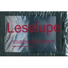 DIE GROßE LESELUPE, FORMAT: 300 x 195 mm