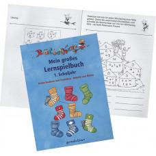 MEIN GROßES LERNSPIELBUCH - 1. Schuljahr