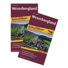 """REISEFÜHRER """"WESERBERGLAND"""""""