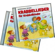 Reinhard Horn - CD - Krabbellieder für Krabbelkinder