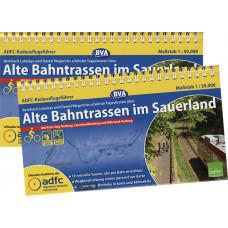 """ADFC-RADAUSFLUGSFÜHRER """"ALTE BAHNTRASSEN IM SAUERLAND"""""""