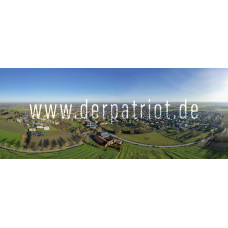 "PATRIOT-PANORAMAFOTO ""Bad Westernkotten"""